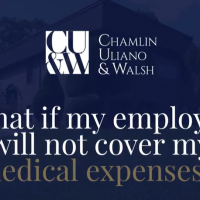 What if my employer will not cover my medical expenses?