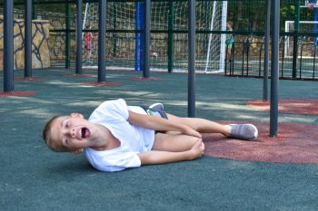 Most Common Types of Playground Injuries